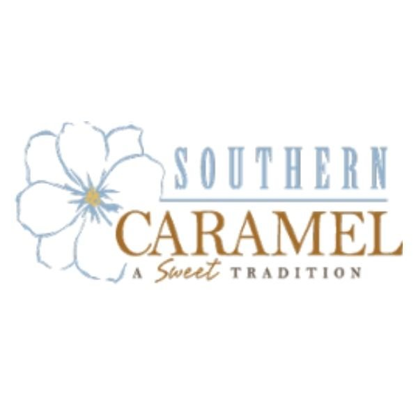 Southern Caramel A Sweet Tradition logo