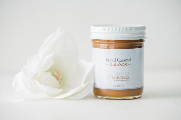 Sea Salted Caramel Sauce