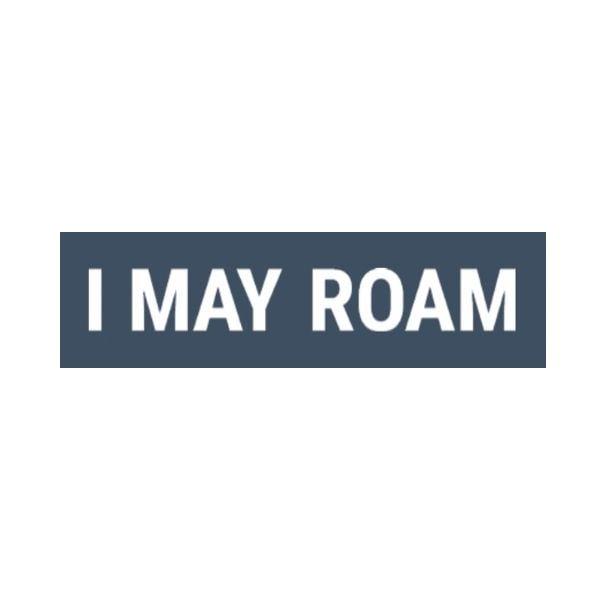I May Roam logo