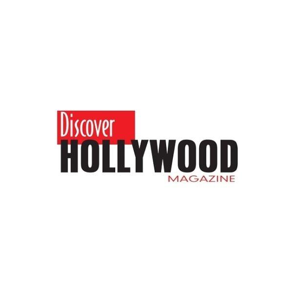 Discover Hollywood Magazine logo