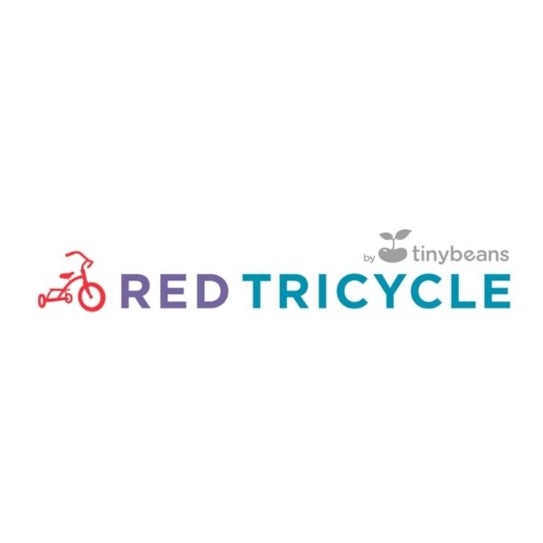 Red Tricycle Logo by tinybeans